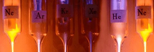 Xenon-129 & Helium-3