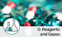 D. Reagents & Gases